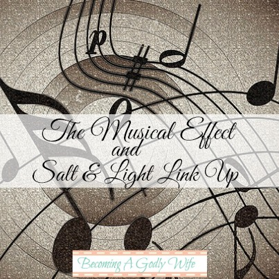 Musical Effect & The Salt & Light Link Up