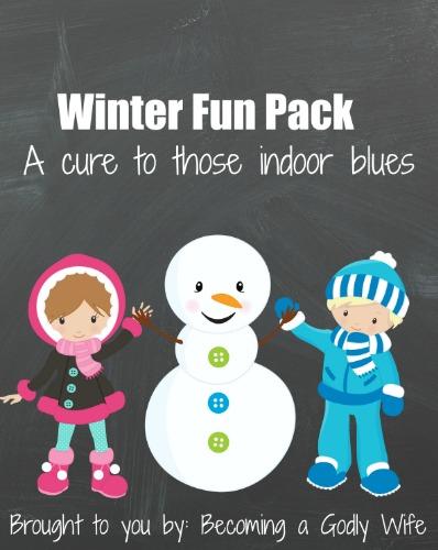 Winter Fun Pack Freebie