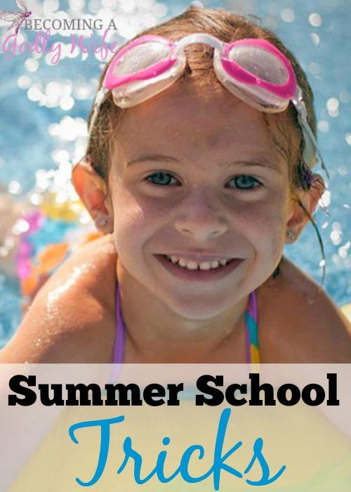 Summer School Tricks