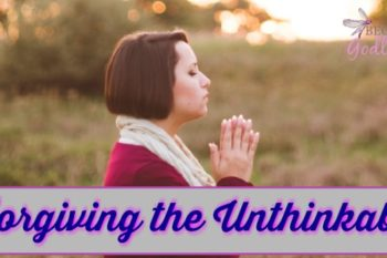 Forgiving the Unthinkable