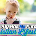 Negativity Has No Place in a Christian Lifestyle