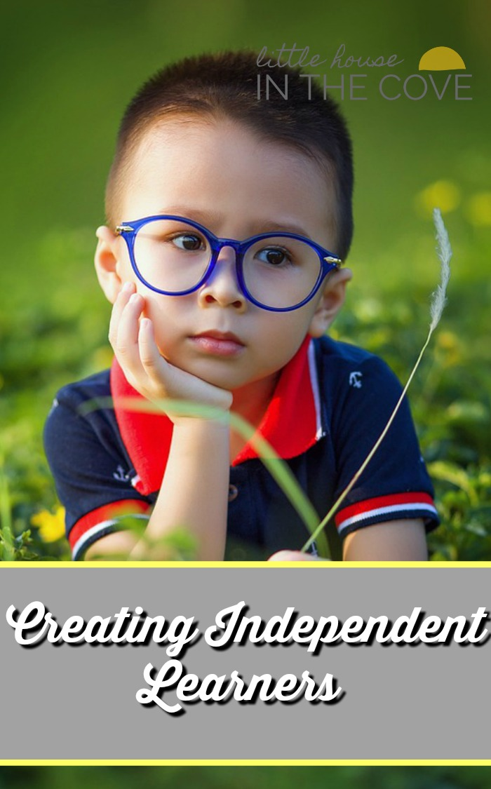 Creating independent learners may seem like an overwhelming task but honestly, it may be easier than you think! Here are some tips to get you started.