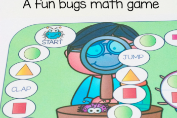 Bugs Fun Kids Math Game