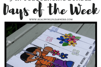 Days of the Week Free Bundle Packet