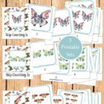 Montessori-Inspired Skip Counting for Kids {Printables}