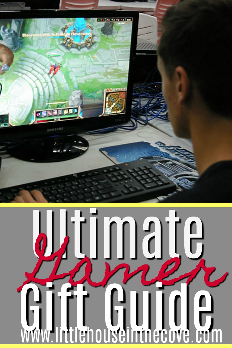 If you have a gamer on your list to shop for then you are not gonna want to miss this ultimate gamer gift guide.