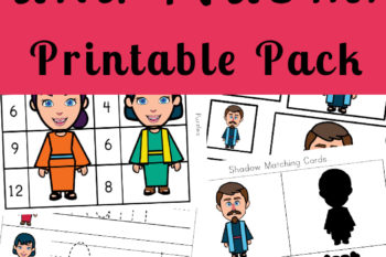 Ruth Printable Pack
