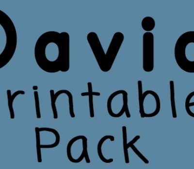 If you are planning to study about David you are going to love this printable pack! This David printable pack contains math activities such as size sequencing cards, count and clip cards and number puzzles. It also contains many literacy activities such as alphabet matching cards, spot and dot, word tracing, story writing pages and 3-part cards. Other activities include color matching cards, what comes next?, shadow matching pages and coloring pages.