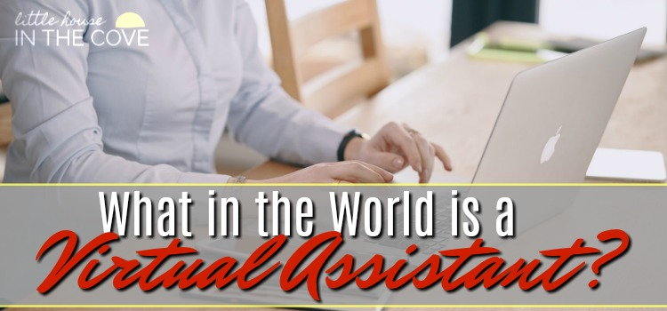 Ever asked yourself what in the world is a virtual assistant is? Or maybe you are looking for a way to stay home with your babies...This post is for you.